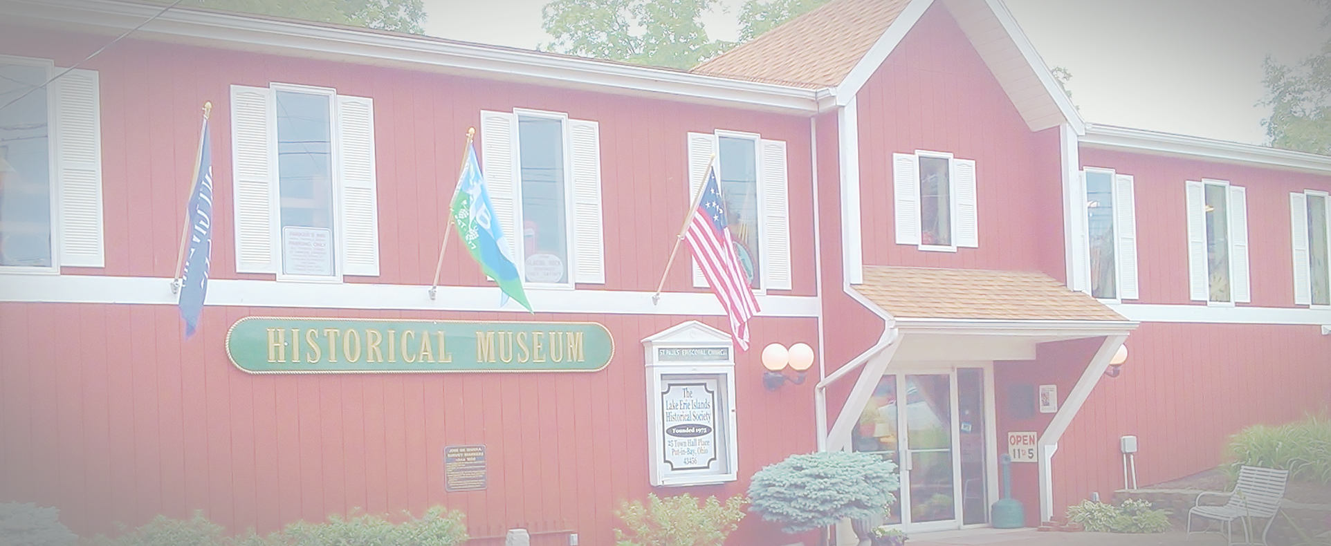 The Lake Erie Islands Historical Society